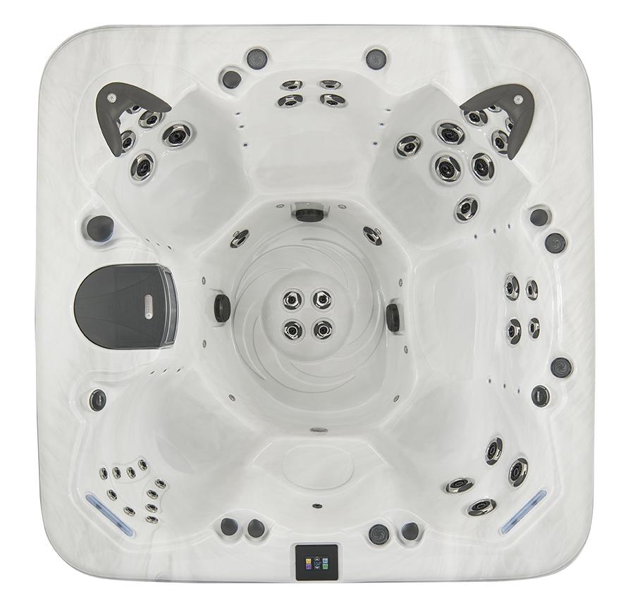 American Whirlpool Hot Tub 480