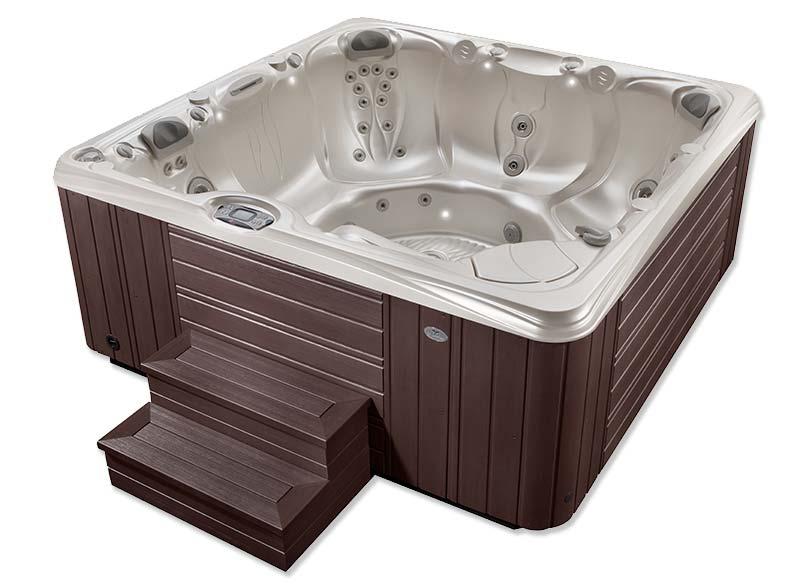 Caldera Paradise Makena Hot Tub