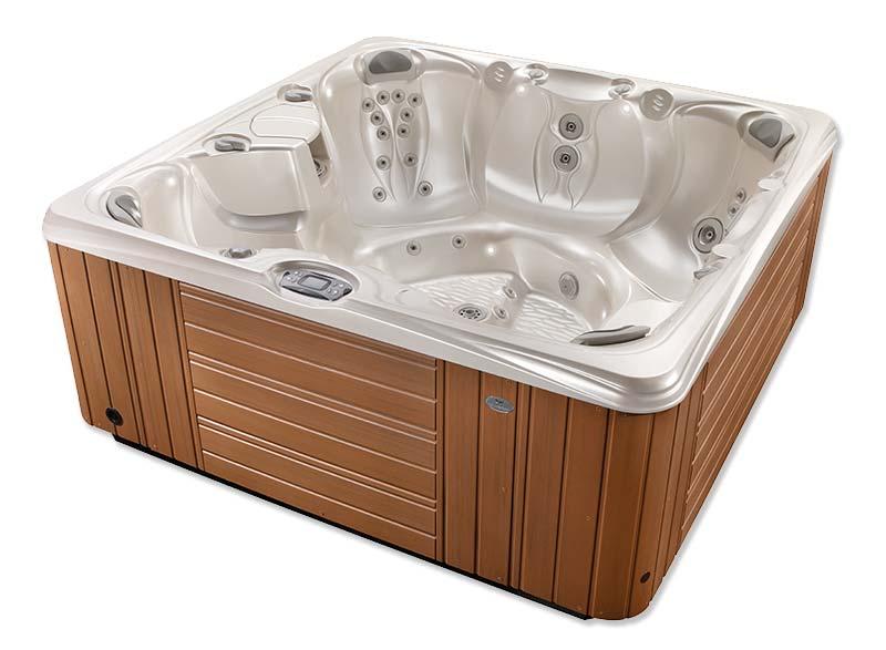 Caldera Paradise Salina Hot Tub