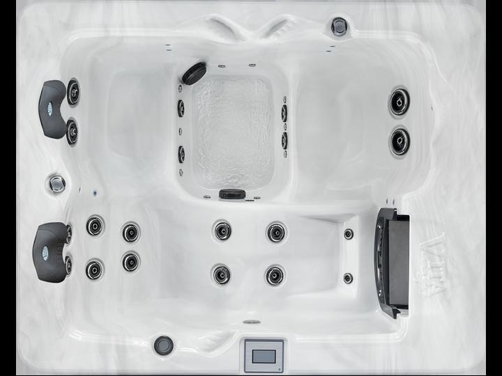 Vita Spa Trio Hot Tub