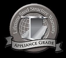 Vita Spa Steel Structure Lifetime Warranty Appliance Grade