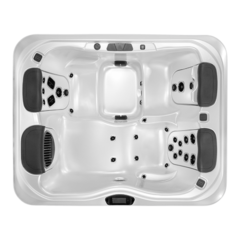 Bullfrog Spas A5L Top View