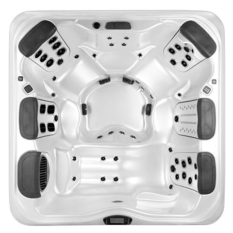 Bullfrog Spas A7L Top View