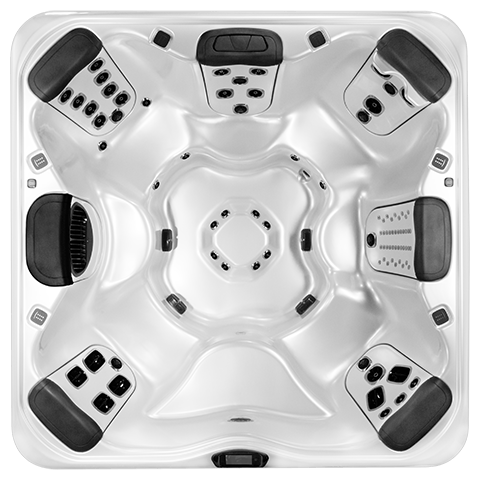 Bullfrog Spas A8 Top View
