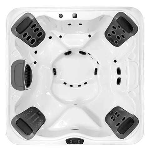 Bullfrog Spas R7 Top View