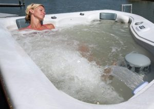 Signature Spas Hydrotherm Heat Regeneration System