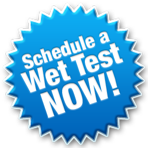 Schedule A Hot Tub Wet Test Now