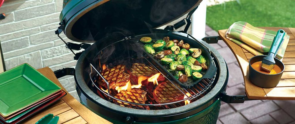 Grills Smokers Big Green Egg
