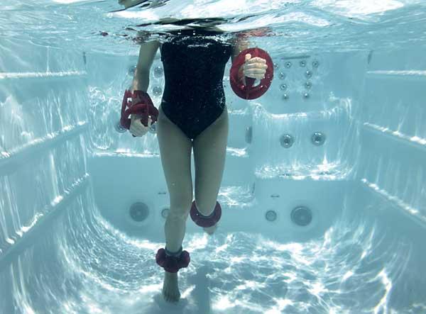 Aqua Exercise Jogging PowerPool Swim Spa