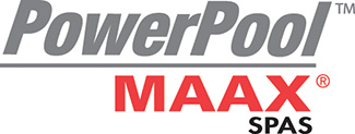 PowerPool MAAX Swim Spas Logo