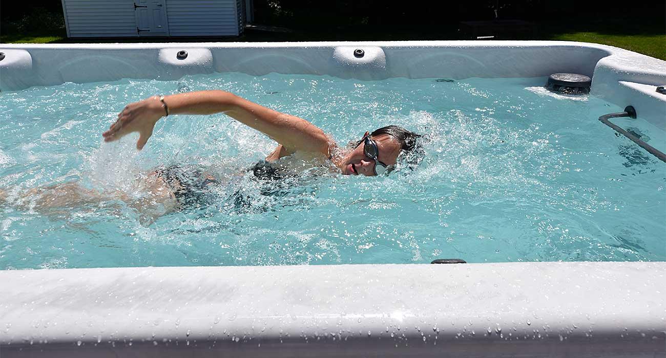 PowerPool Swim Spa MAAX Swim Spas