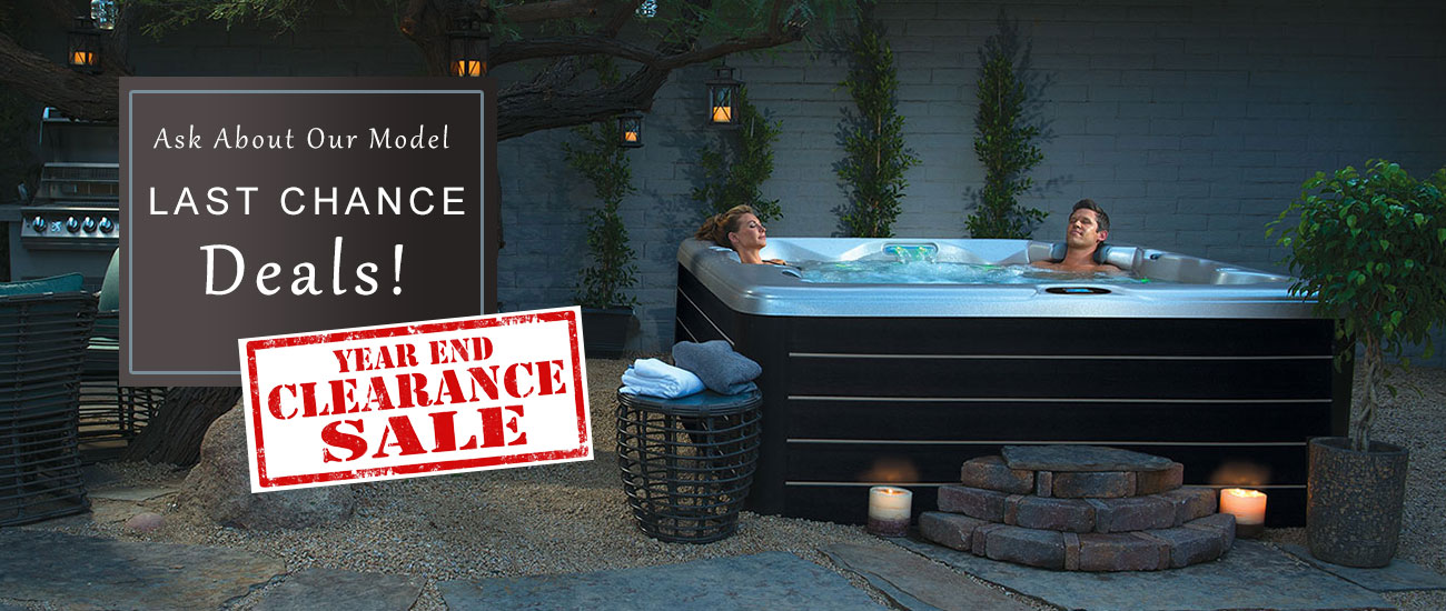 Hot Tub Winter Sale 2019