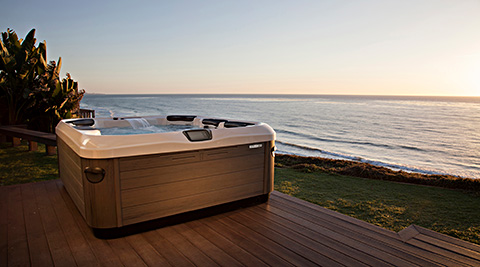 Bullfrog Spas M Series View