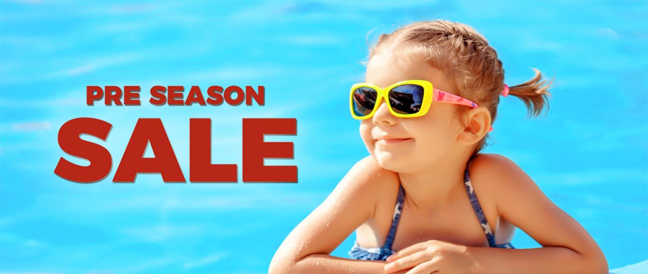 Virginia Leisure Pre-Season Sale Pools