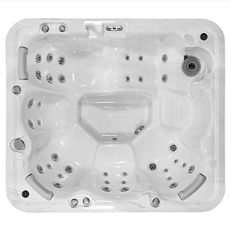 Leo PandP MyLine Wellis Hot Tub Spa